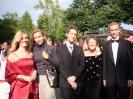 Unsere Stipendiaten in Bayreuth 2006
