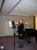 Verleihung des Ehrenvorsitzes an Eva Märtson am 22.02.2009