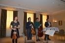Die Instrumente im Orchester Richard Wagners: Die Streicher am 30.03.2014