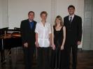 26. Stipendiatenkonzert am 30.05.2010
