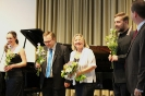 31. Stipendiatenkonzert am 07.06.2015