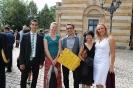 Unsere Stipendiaten in Bayreuth 2012