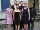 Unsere Stipendiaten in Bayreuth 2014