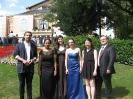 Unsere Stipendiaten in Bayreuth 2015